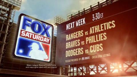 FOX Sports promo lineup